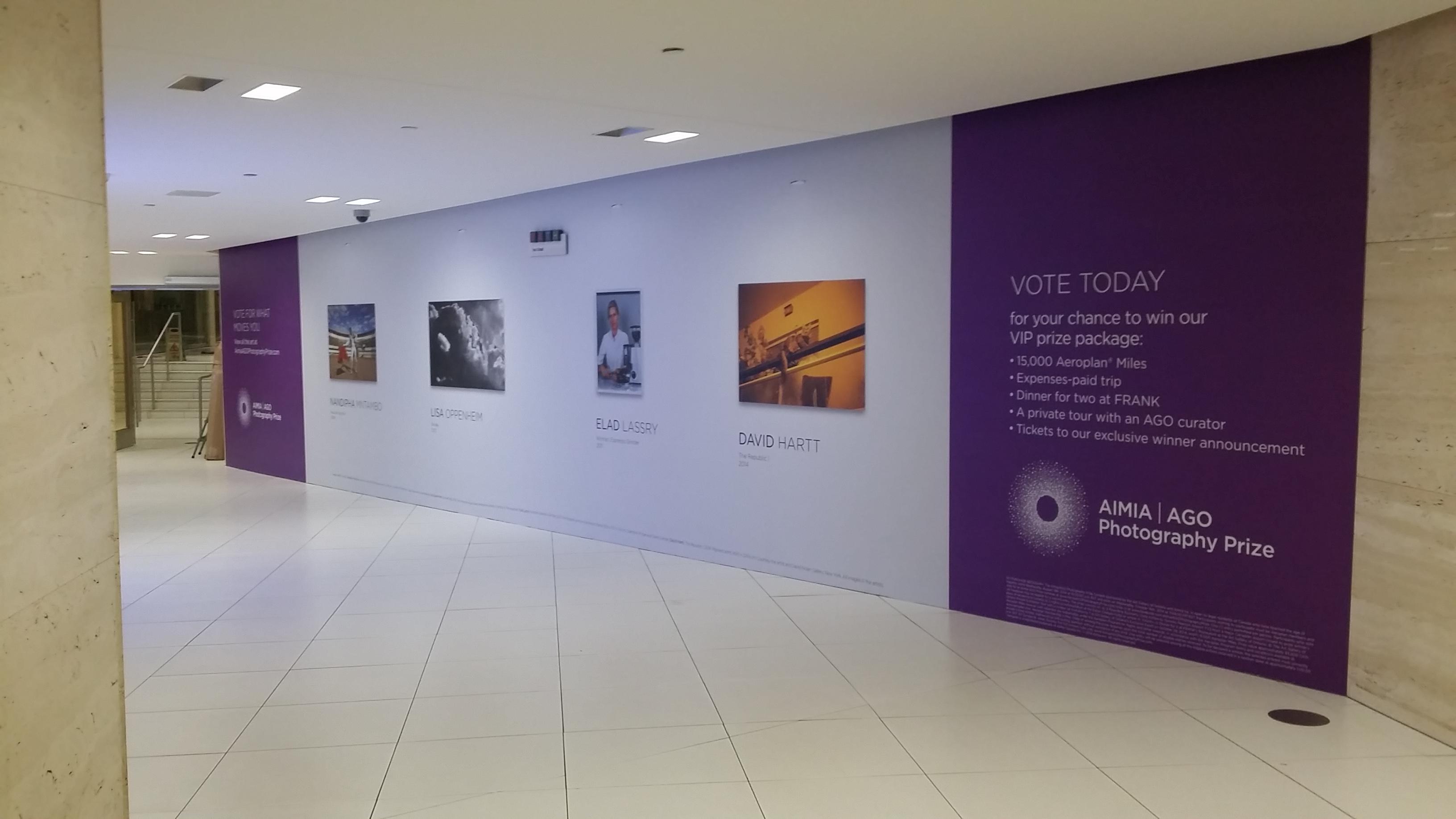 Retail office branding for Office branding ideas